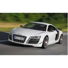 Установка ксенона на Audi