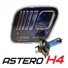 Галогенные лампы Optima Astero HB4 +80% White 5000K