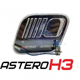 Галогенные лампы Optima Astero H3 +80% White 5000K