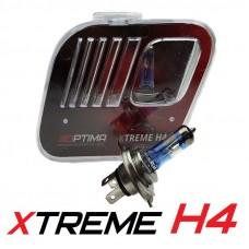 Галогенные лампы Optima Xtreme H4 +130% 4200K