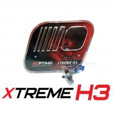 Галогенные лампы Optima Xtreme H3 +130% 4200K
