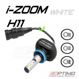 Светодиодные лампы Optima LED i-ZOOM H13 5100K