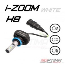 Светодиодные лампы Optima LED i-ZOOM H8 5100K 9-32V