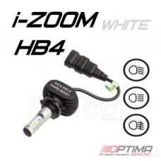 Светодиодные лампы Optima LED i-ZOOM HB4 5100K 9-32V (комплект 2шт.)