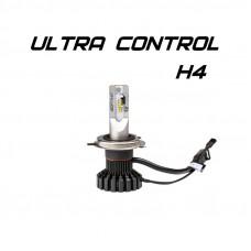 Светодиодные лампы Optima LED Ultra Control H4 (комплект 2шт.)