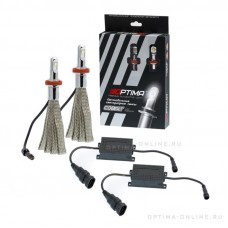 Светодиодные лампы Optima Led Premium Cobalt H11 4800K 12-24V (комплект 2шт.)
