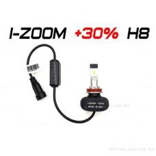 Светодиодные лампы Optima LED i-ZOOM +30% H8 5500K