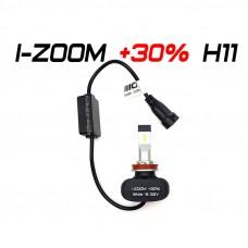 Светодиодные лампы Optima LED i-ZOOM +30% H11 5500K
