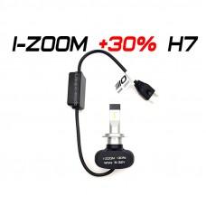 Светодиодные лампы Optima LED i-ZOOM +30% H7 5500K