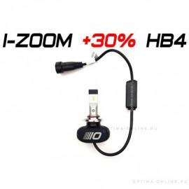 Светодиодные лампы Optima LED i-ZOOM +30% HB4 5500