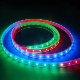 RGB светодиодная подсветка днища