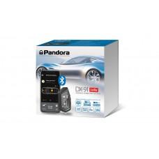 Автомобильная сигнализация Pandora DX 91 LoRa