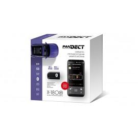 Охранно-противоугонная микросистема Pandect X-1800 BT