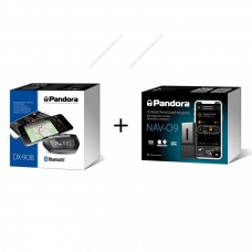 Pandora Pandora DX-90 B + Pandora NAV-09