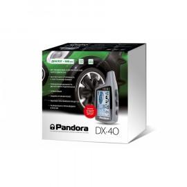 Автомобильная сигнализация Pandora DX-40