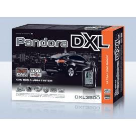 Автомобильная сигнализация Pandora DXL 3500i