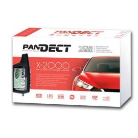 Автомобильная сигнализация Pandect X-2000
