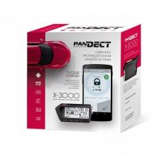 Автомобильная сигнализация Pandect X-3000