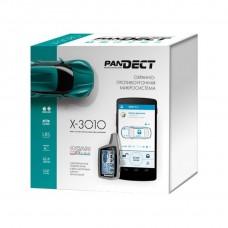 Автомобильная сигнализация Pandect X-3010