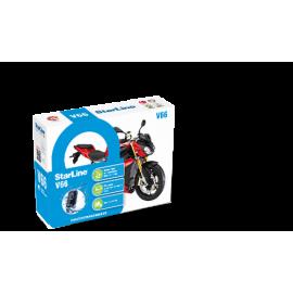 Сигнализация StarLine MOTO V66