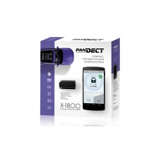 Охранно-противоугонная микросистема Pandect X-1800